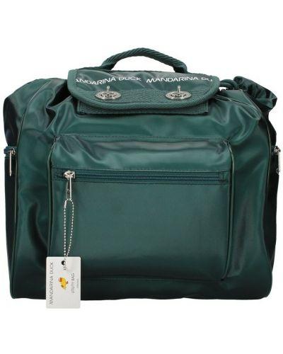 Zielony plecak Mandarina Duck
