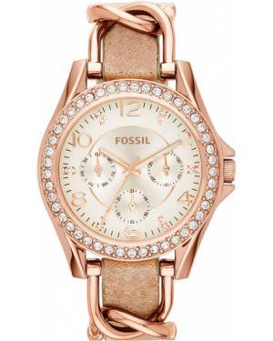 Zegarek światło zabytkowe Fossil