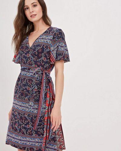 Платье с запахом весеннее Camomilla Italia