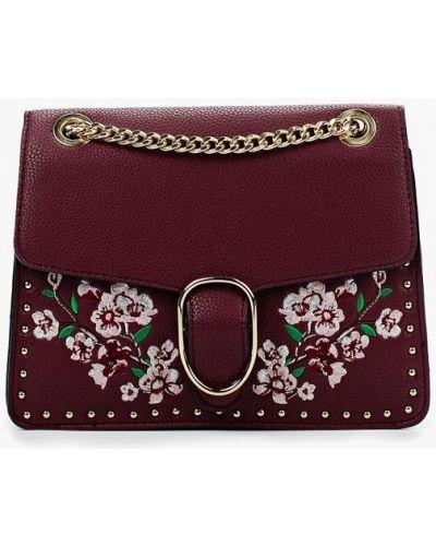 Фиолетовая сумка Zarina