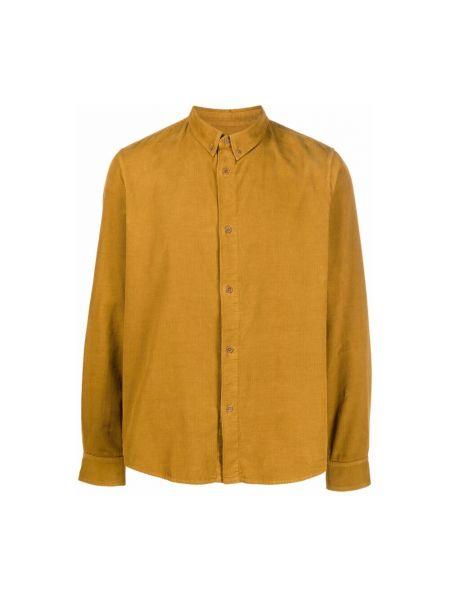 Żółta koszula A.p.c.