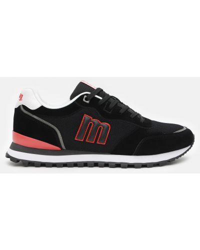 Спортивные кроссовки - черные Mtng