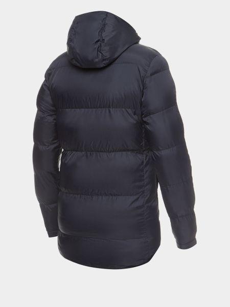Черная куртка с капюшоном на молнии New Balance