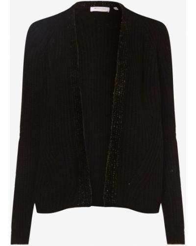 Czarny garnitur dzianinowy Rich & Royal