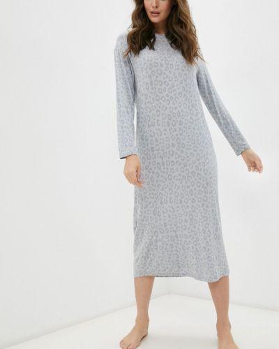 Платье - голубое Marks & Spencer