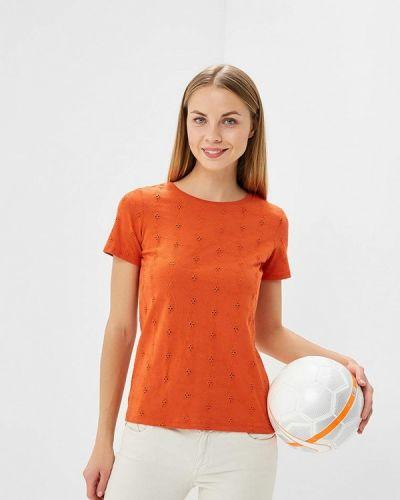 Оранжевая футболка 2019 Dorothy Perkins