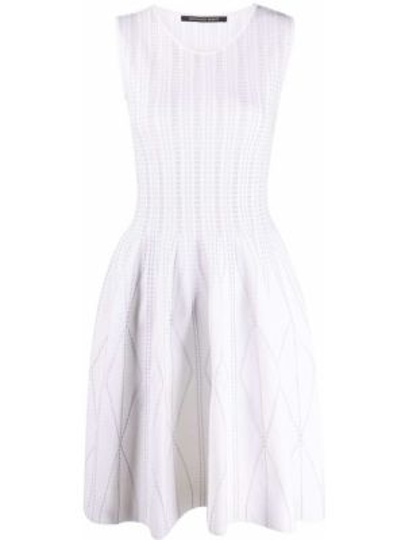 Платье с рукавами расклешенное Antonino Valenti