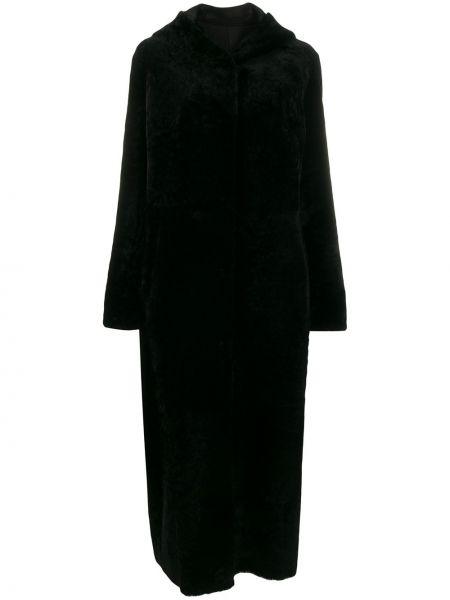 Пальто с капюшоном пальто Liska