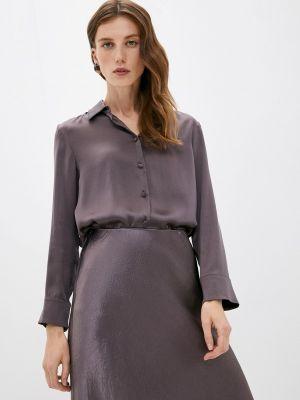 Фиолетовая блузка осенняя Max Mara Leisure