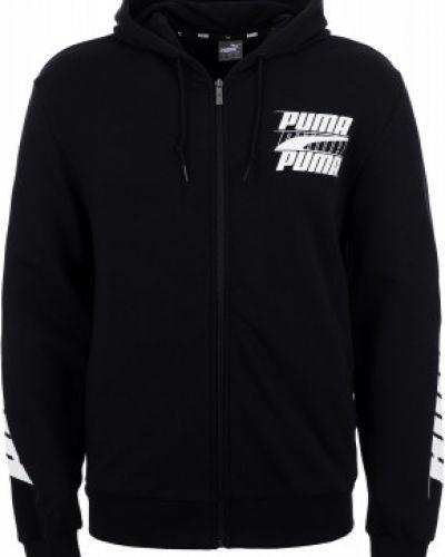 Джемпер на молнии с капюшоном с карманами Puma