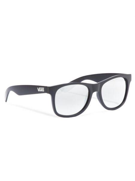 Czarne okulary Vans