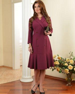 Платье двубортное классическое Salvi-s