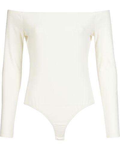 Боди блуза белое Pinko