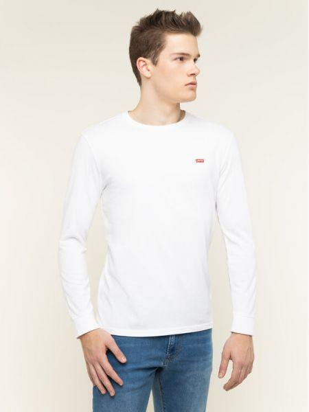 Biała longsleeve Levi's
