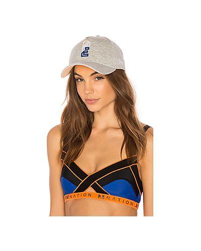 Бейсболка с вышивкой с логотипом P.e Nation