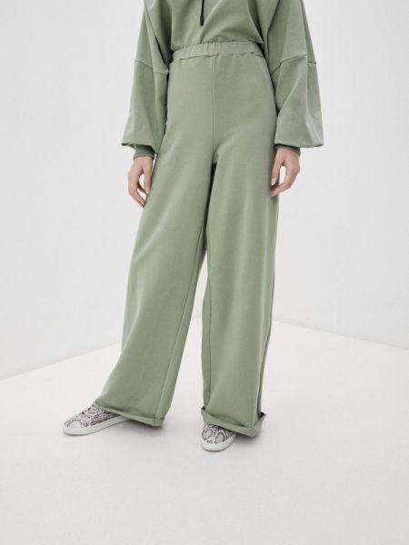 Брюки - зеленые Tantino