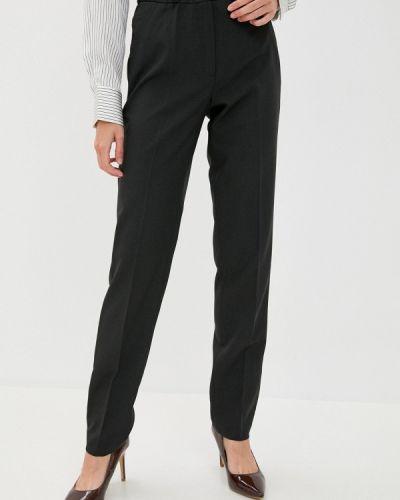 Классические черные классические брюки Dlys