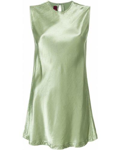 Блузка без рукавов шелковая из вискозы Sies Marjan