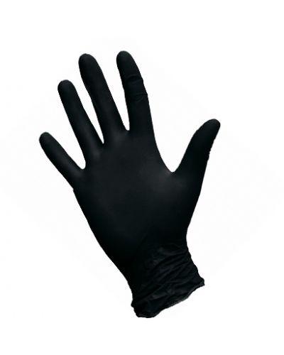 Перчатки черные Nitrimax