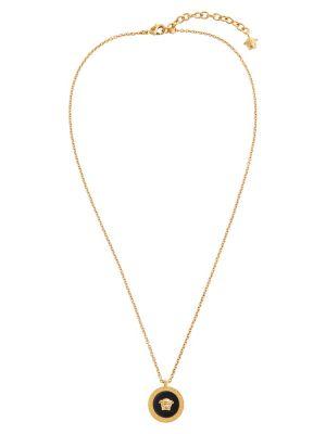 Ожерелье металлическое Versace