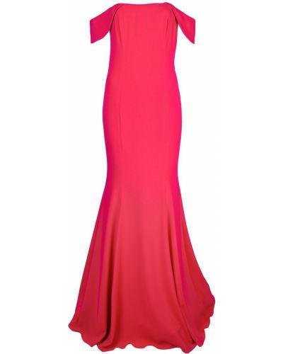 Вечернее платье на молнии приталенное Jay Godfrey