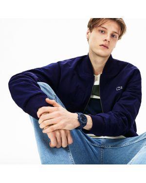 Куртка двусторонняя с манжетами Lacoste