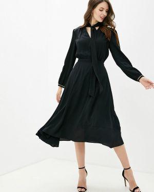 Платье осеннее прямое Lusio
