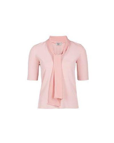 Розовая блузка D.exterior