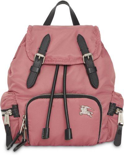Сумка через плечо розовый маленькая Burberry