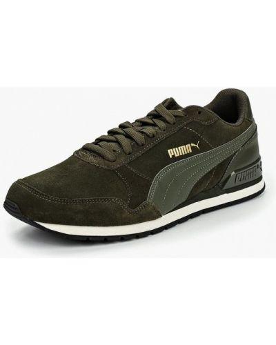 Кроссовки замшевые низкие Puma