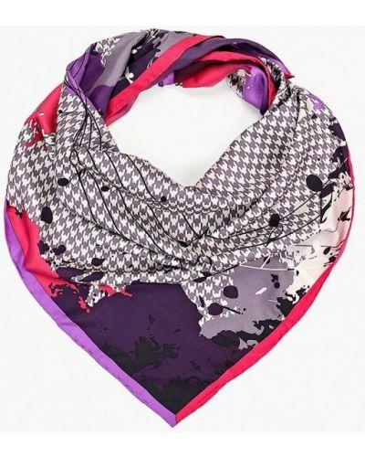 Фиолетовый платок итальянский Fabretti