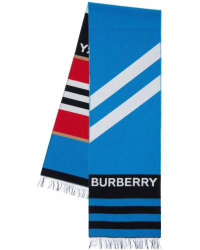 Bawełna wełniany szalik Burberry