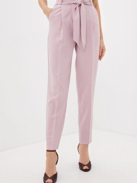 Классические розовые классические брюки Self Made