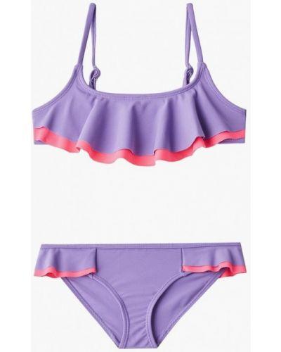 Купальник фиолетовый Sela