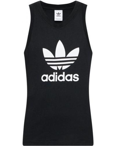 Czarny top Adidas