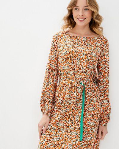 Прямое платье United Colors Of Benetton