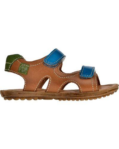 Коричневые сандалии Naturino
