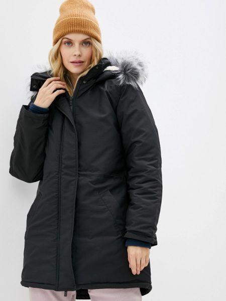 Куртка черная осенняя Dasti