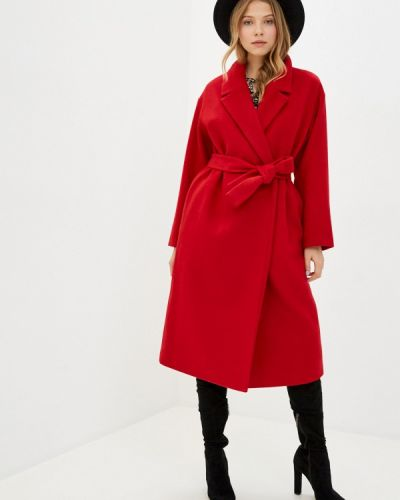 Красное пальто Geox