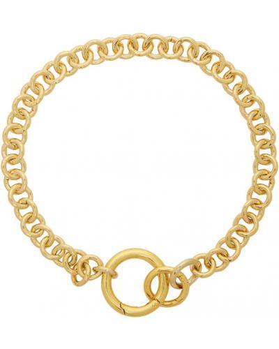Ожерелье золотое Laura Lombardi