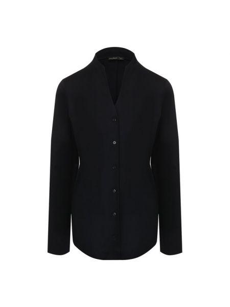 Рубашка приталенная шелковая Van Laack