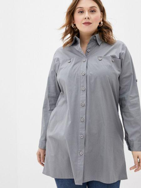Рубашка - серая Dlys