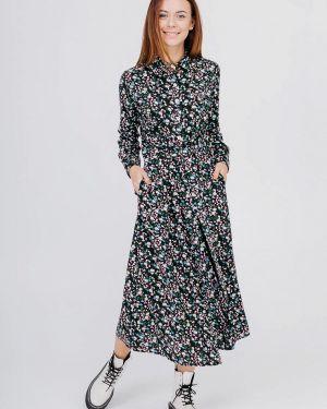 Платье платье-рубашка осеннее Bessa