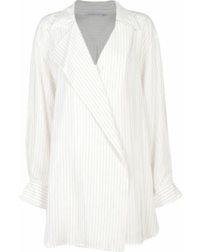 Biała koszula Agnona