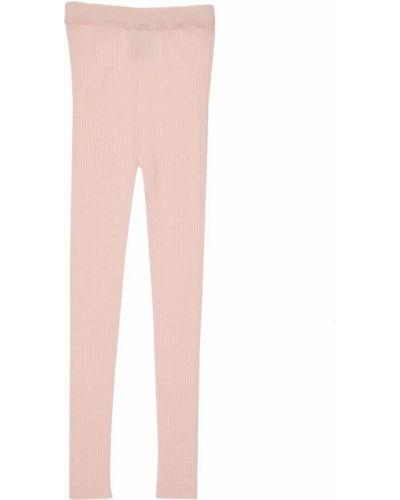Кашемировые леггинсы - розовые Loro Piana