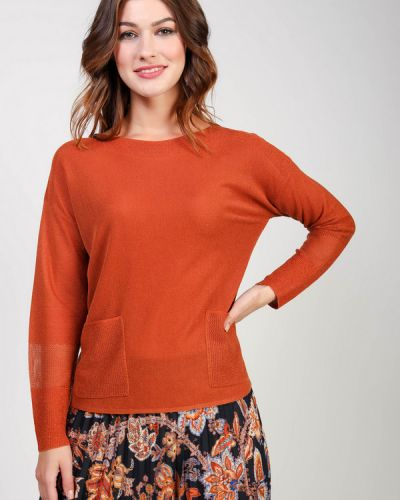 Пуловер из вискозы Lecomte