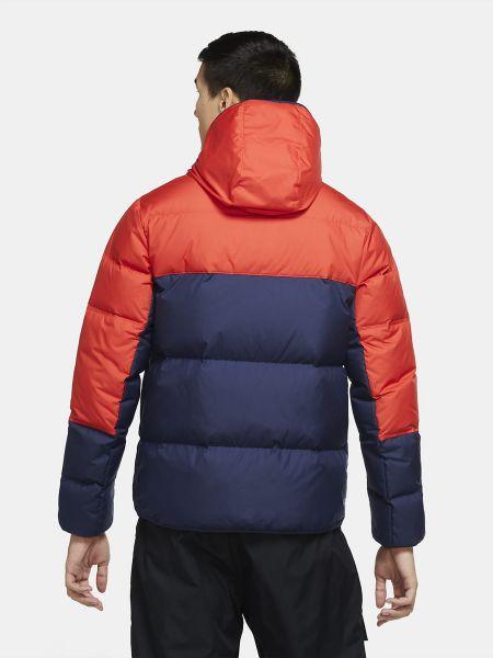Флисовая куртка - красная Nike
