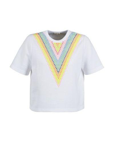Biała bluza Manoush
