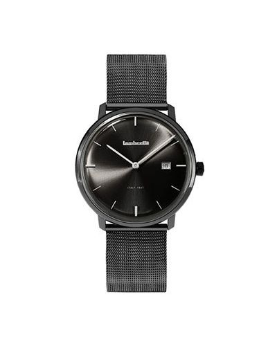 Кварцевые часы серебряный Lambretta