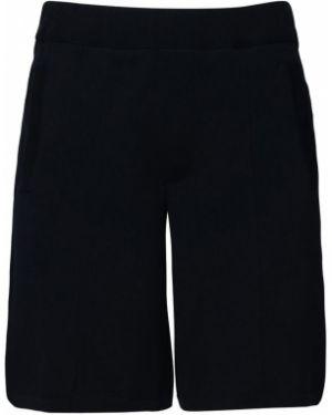 Prążkowane krótkie szorty bawełniane Falke